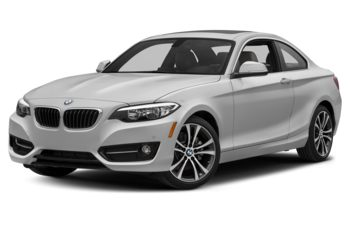 2017 BMW 230 - Mineral White Metallic