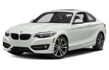 2017 BMW 230 - Alpine White