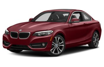 2017 BMW 230 - Melbourne Red Metallic