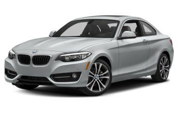 2017 BMW 230 - Glacier Silver Metallic