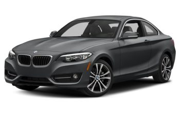 2017 BMW 230 - Mineral Grey Metallic