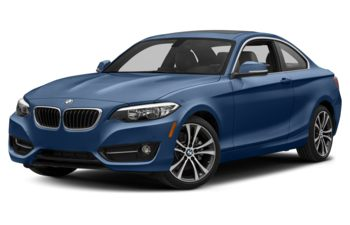 2017 BMW 230 - Estoril Blue Metallic