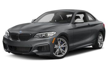 2017 BMW M240 - Mineral Grey Metallic