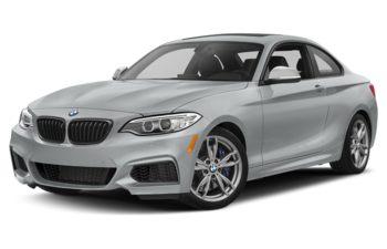 2017 BMW M240 - Glacier Silver Metallic