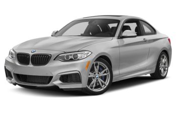2017 BMW M240 - Mineral White Metallic