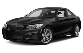 2017 BMW M240 - Black Sapphire Metallic