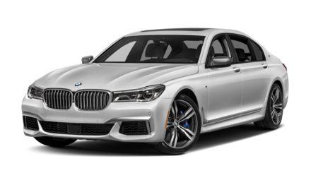 2019 BMW M760 Li xDrive