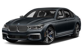 2019 BMW M760 - Carbon Black Metallic