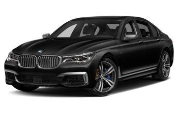 2019 BMW M760 - Black Sapphire Metallic