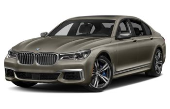 2019 BMW M760 - Magellan Grey Metallic