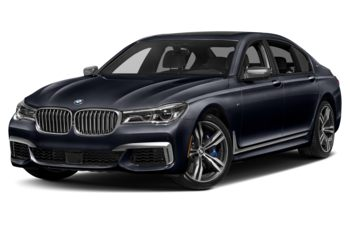 2019 BMW M760 - Azurite Black Metallic