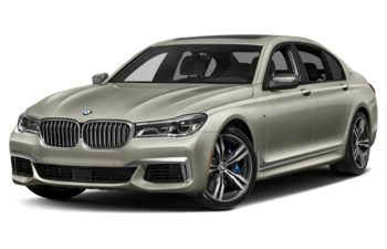 2019 BMW M760 - Moonstone Metallic