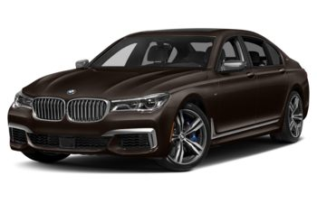 2019 BMW M760 - Almandine Brown Metallic