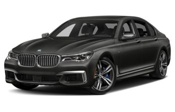 2019 BMW M760 - Frozen Dark Brown