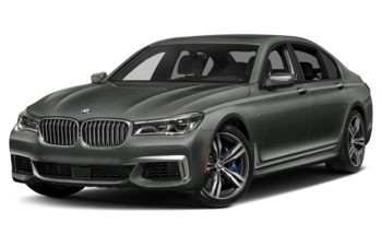 2019 BMW M760 - Frozen Grey