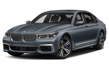 2019 BMW M760 - Frozen Arctic Grey