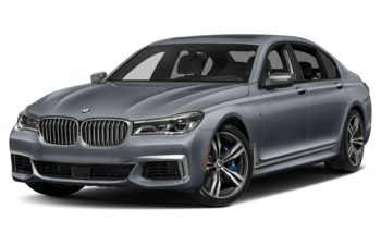 2019 BMW M760 - Pure Metal Silver