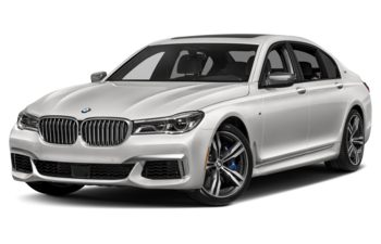 2019 BMW M760 - Brilliant White Metallic