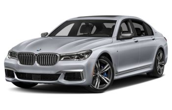 2019 BMW M760 - Frozen Silver Metallic