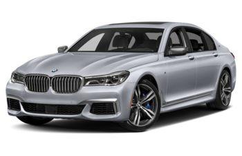 2019 BMW M760 - Frozen Silver