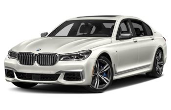 2019 BMW M760 - Frozen Brilliant White