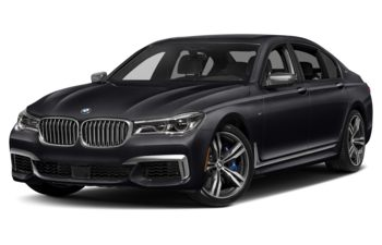 2019 BMW M760 - Frozen Black