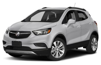 2018 Buick Encore - Quicksilver Metallic