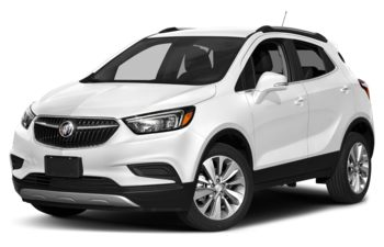 2019 Buick Encore - Summit White