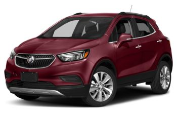 2019 Buick Encore - Winterberry Red Metallic