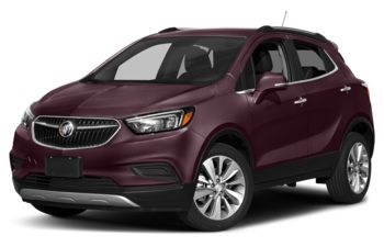 2018 Buick Encore - Black Cherry Metallic