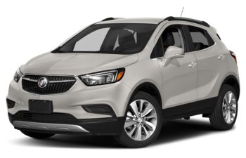 2019 Buick Encore - White Frost Tricoat