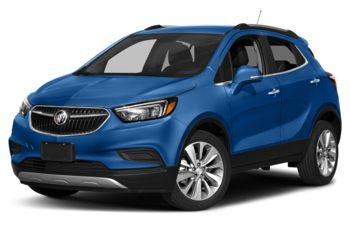 2018 Buick Encore - Coastal Blue Metallic