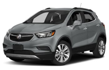 2019 Buick Encore - Satin Steel Metallic