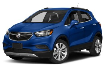 2019 Buick Encore - Deep Azure Metallic