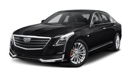 2018 Cadillac CT6 PLUG-IN Base