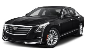2018 Cadillac CT6 PLUG-IN - Stellar Black Metallic
