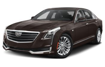 2018 Cadillac CT6 PLUG-IN - Cocoa Bronze Metallic