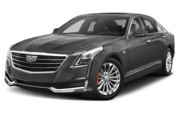 2018 Cadillac CT6 PLUG-IN - Moonstone Metallic