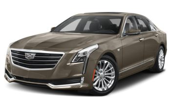 2018 Cadillac CT6 PLUG-IN - Bronze Dune Metallic