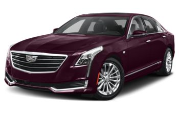 2018 Cadillac CT6 PLUG-IN - Deep Amethyst Metallic