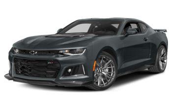2018 Chevrolet Camaro - Nightfall Grey Metallic