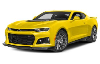 2018 Chevrolet Camaro - Bright Yellow