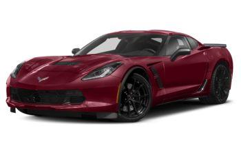 2018 Chevrolet Corvette - Long Beach Red Metallic Tintcoat