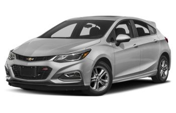 2018 Chevrolet Cruze Hatch - Silver Ice Metallic