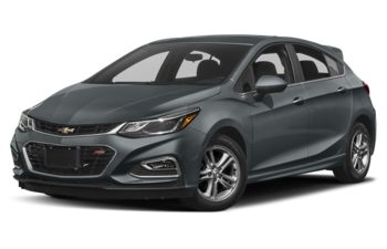 2018 Chevrolet Cruze Hatch - Nightfall Grey Metallic