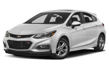 2018 Chevrolet Cruze Hatch - Summit White