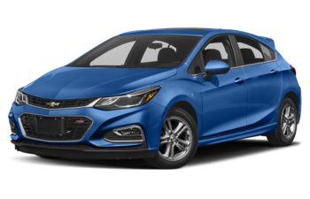 2017 Chevrolet Cruze Hatch - Kinetic Blue Metallic