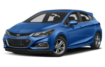 2018 Chevrolet Cruze Hatch - Kinetic Blue Metallic