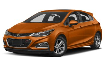 2017 Chevrolet Cruze Hatch - Orange Burst Metallic