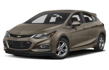 2017 Chevrolet Cruze Hatch - Pepperdust Metallic